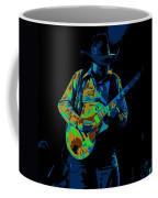 Playing Psychedelic Blues At Winterland In 1975 Coffee Mug