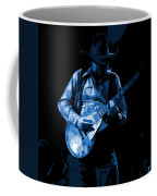 Playing The Blues At Winterland In 1975 Coffee Mug