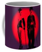 Charlie Meet Marilyn Coffee Mug
