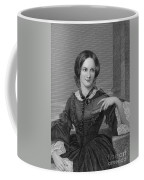 Charlotte Bront� Coffee Mug by Granger
