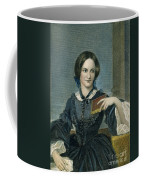 Charlotte Bronte Coffee Mug by Granger