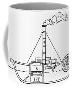 Charlotte Dundas, 1801 Coffee Mug