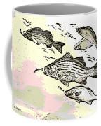 Chasing Lunch Coffee Mug