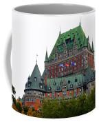 Chateau Frontenac Coffee Mug