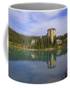 Chateau Lake Louise Coffee Mug