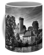 Chateau On The Lake At Annecy Coffee Mug