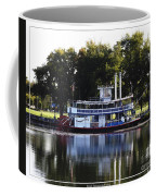 Chautauqua Belle On Lake Chautauqua Coffee Mug