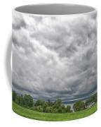 Chautauqua Lake Clouds 8625 Coffee Mug