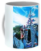 Chauvin La Sculpture Garden Coffee Mug