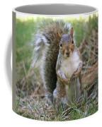 Checking Things Out Coffee Mug