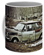 Checkout The Truck Coffee Mug