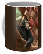Cheeky Chimp Coffee Mug