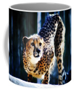 Cheeta Coffee Mug
