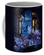 Chelsea Row At Night Coffee Mug