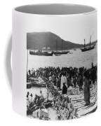 Chemulpo Harbor - Korea - 1903 Coffee Mug