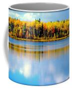 Chena Lake Drama Lll Coffee Mug