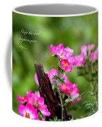 Cherokee Rose Card - Flower Coffee Mug