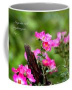 Cherokee Rose Card - Flower Coffee Mug