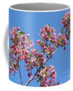 Cherry Blossom Branch Coffee Mug