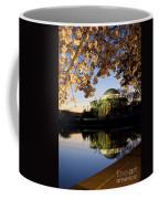 Cherry Blossoms At Dawn Coffee Mug