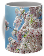 Cherry Blossoms Of The Sky Coffee Mug