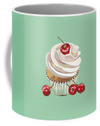 Cherry Cream Coffee Mug