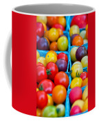 Cherry Tomatoes Coffee Mug