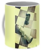 Chess Coffee Mug by Joana Kruse