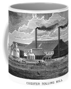 Chester Rolling Mill Coffee Mug