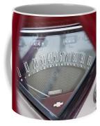 Chevrolet 3100 Truck Speedometer Coffee Mug