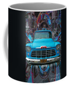 Chevrolet Pick Up Abstract Coffee Mug