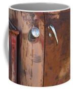 Chevy Truck Door Handle Detail Coffee Mug