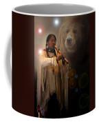 Cheyenne  Flute  Musician Coffee Mug