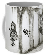 Chiang Mai Graffiti Coffee Mug