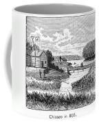 Chicago, 1833 Coffee Mug