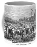 Chicago: Cattle Market Coffee Mug