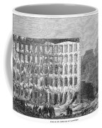 Chicago: Fire, 1868 Coffee Mug