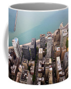 Chicago From Above 2 Coffee Mug