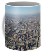 Chicago From The Top Of The Willis Tower Coffee Mug