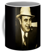 Chicago Gangster Al Capone Coffee Mug