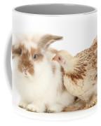 Chicken And Rabbit Coffee Mug