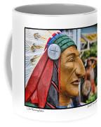 Chief Running Nose Coffee Mug