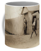 Child Goes To Work At Mill In Alabama - 1910 Coffee Mug