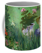 Child In The Flowers Coffee Mug