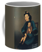 Child With Gangrene Coffee Mug