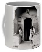 Childhood In Jaipur  Coffee Mug
