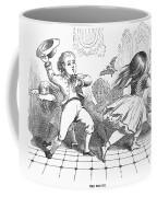 Children And Bat Coffee Mug