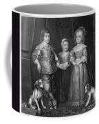 Children Of Charles I Coffee Mug