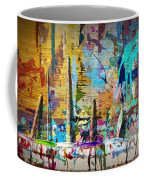 Child's Painting Easel Coffee Mug