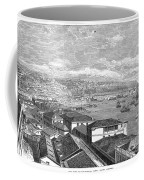 Chile: Valparaiso, 1865 Coffee Mug